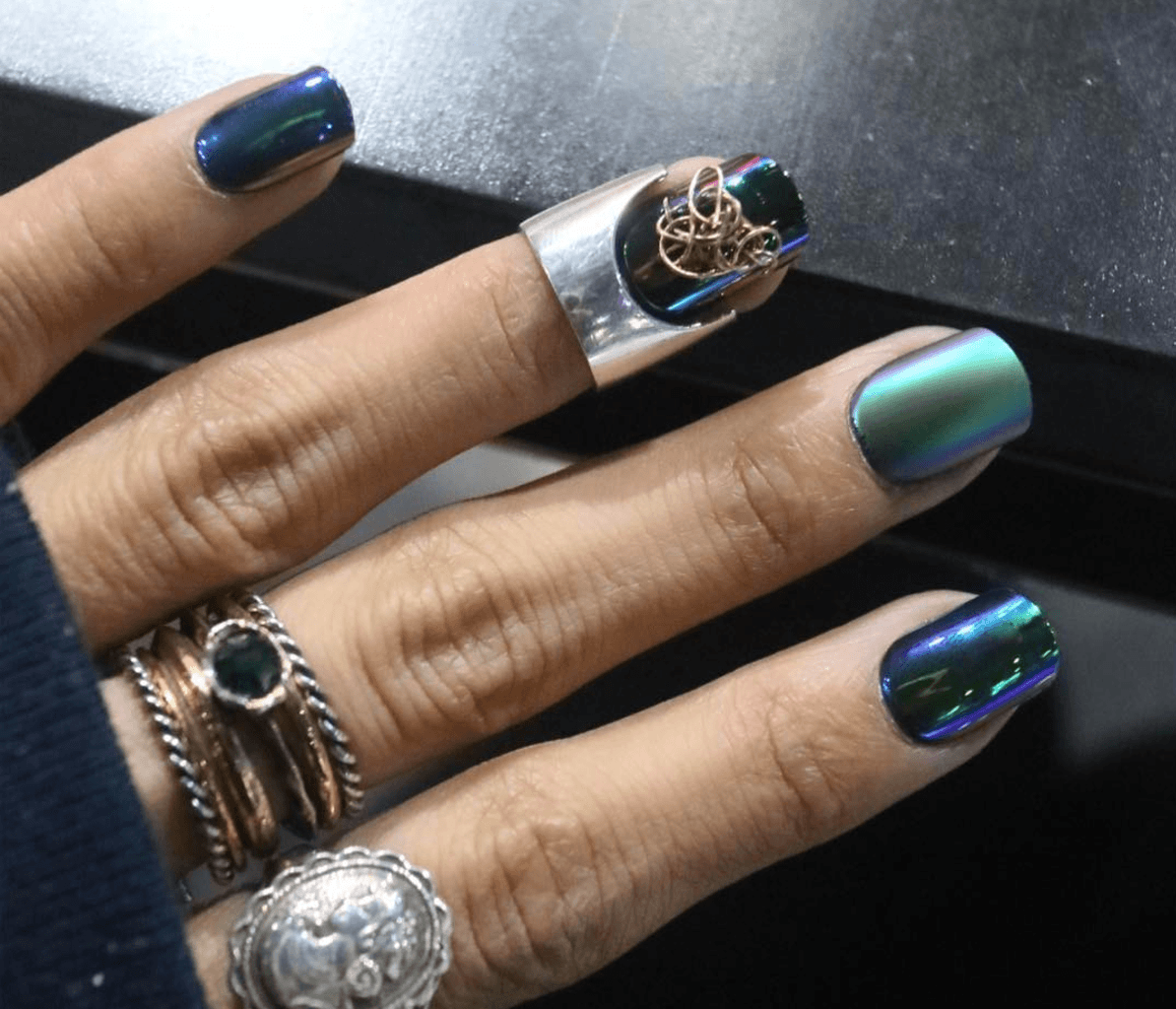 12 Unique Trending Nail Art Designs For 2017: 7 Of The Most Creative Trends In Korean Nail Art That Will