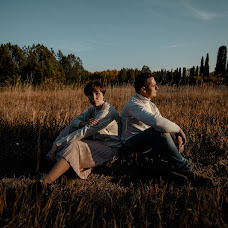 Wedding photographer Evgeniy Sagunov (evgeniysagunov). Photo of 11.10.2018
