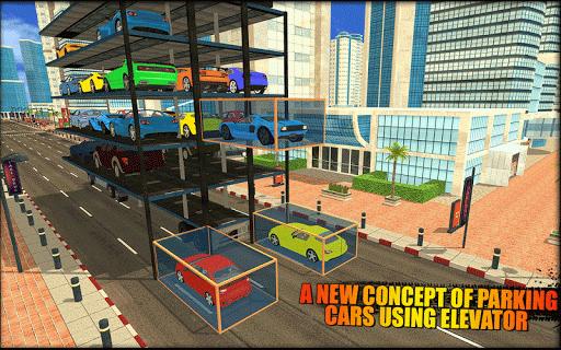 Multi Storey Car Transporter screenshot 22