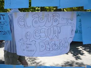 Photo: Cartel de la Asamblea de Carabanchel.