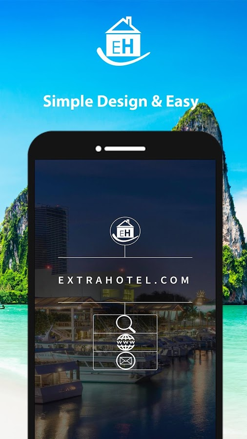 ExtraHotel.com - Hotel Search- screenshot