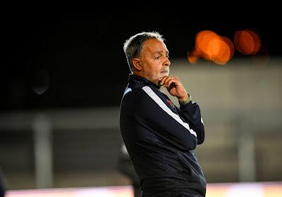 """Emilio Ferrera après la défaite contre le Standard : """"Cela aurait été plus prudent de ne pas jouer"""""""
