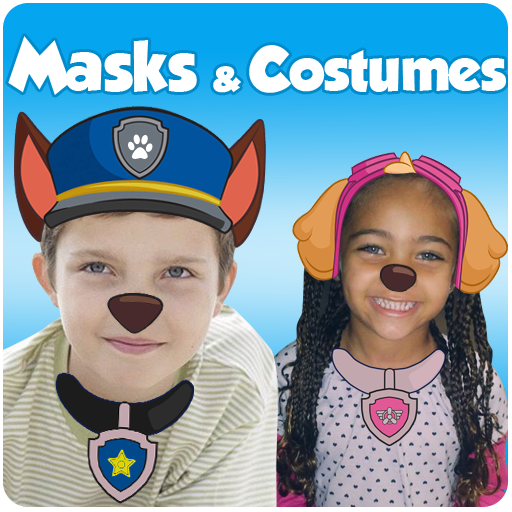 Costumes & Masks for PawPatrol file APK for Gaming PC/PS3/PS4 Smart TV