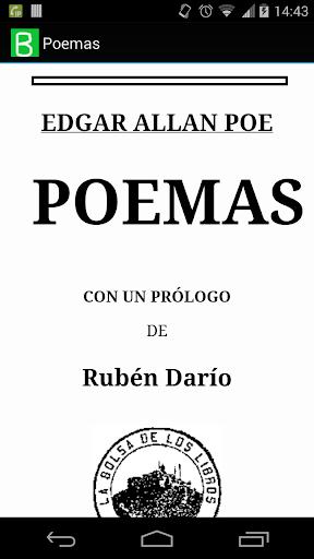 Poemas by Edgar Allan Poe