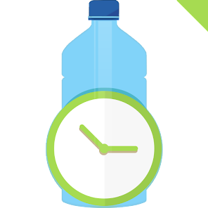 Aqualert:Water Intake Tracker &Reminder Google Fit for PC