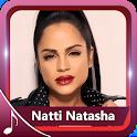 Natti Natasha Música Sin internet icon