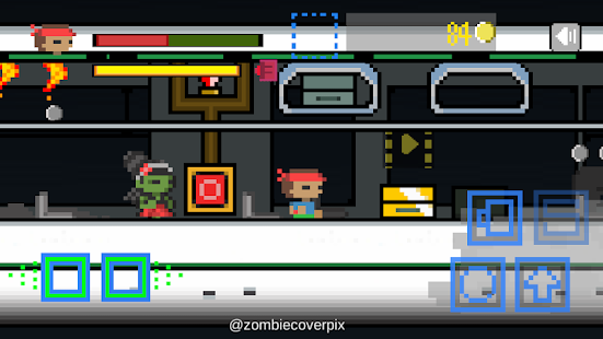 Zombie Cover- screenshot thumbnail