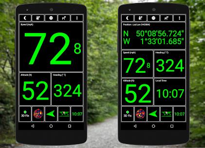 GPS Test Plus Navigation APK 3