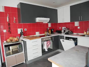Appartement 3 pièces 62,98 m2