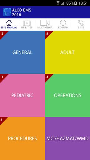 ALCO EMS Mobile Field Manual