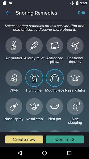 SnoreLab : Record Your Snoring  screenshots 5