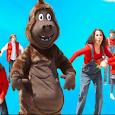 Video el baile del gorilla para niños - Música apk