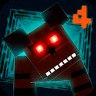 Noites no Cube Pizzeria 3D - 4 icon