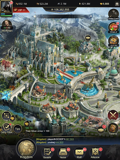 Clash of Empire: Epic Strategy War Game android2mod screenshots 16