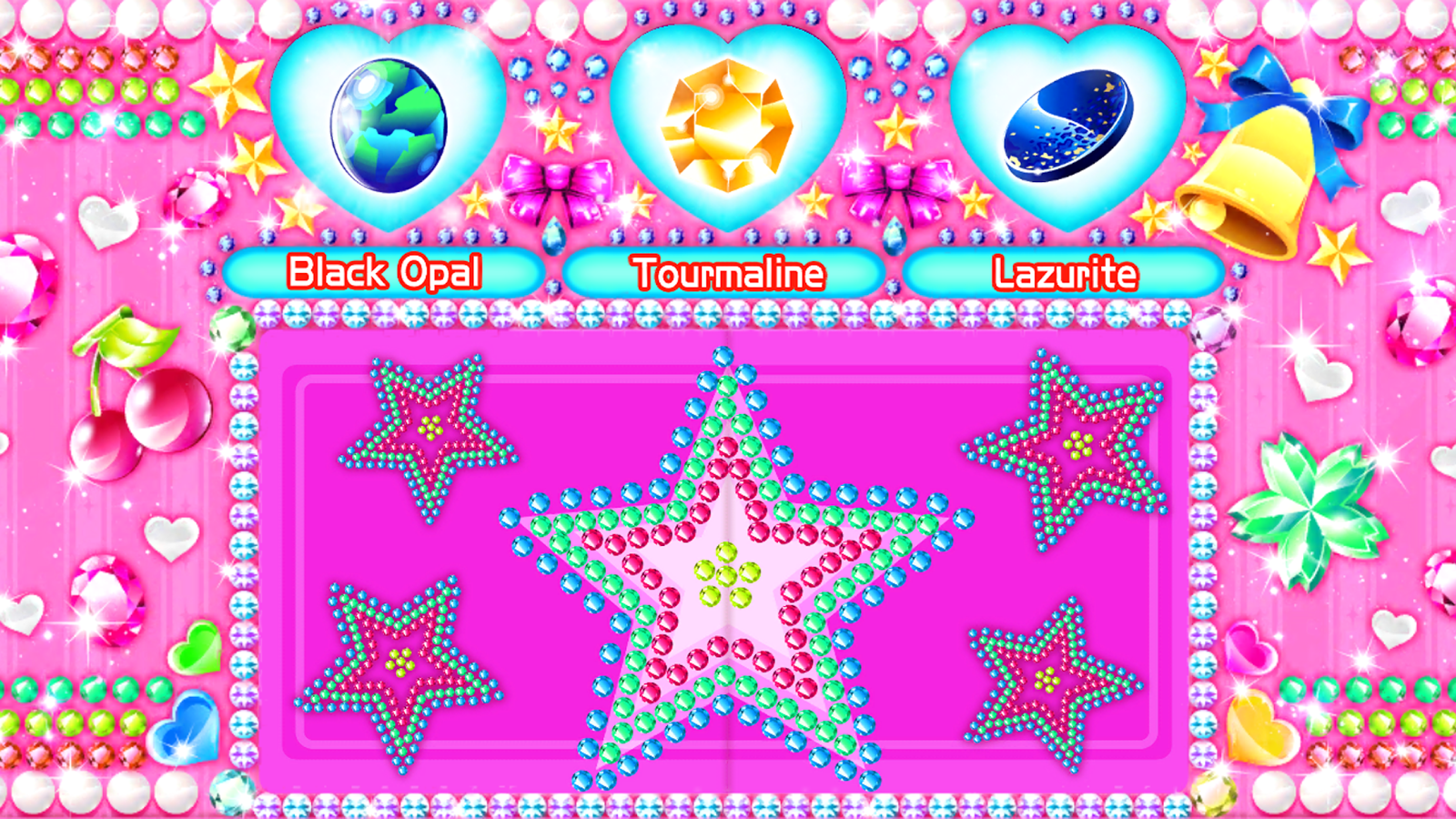 Preschool Kids Match the Jewel- screenshot