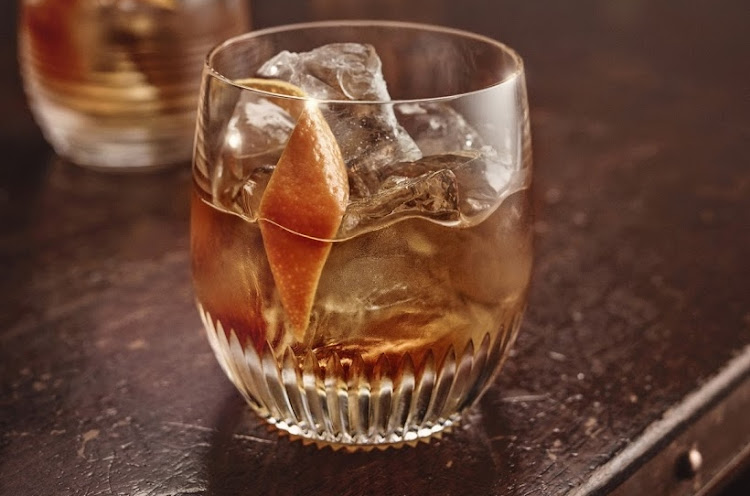 Diageo's Old Fashioned cocktail.