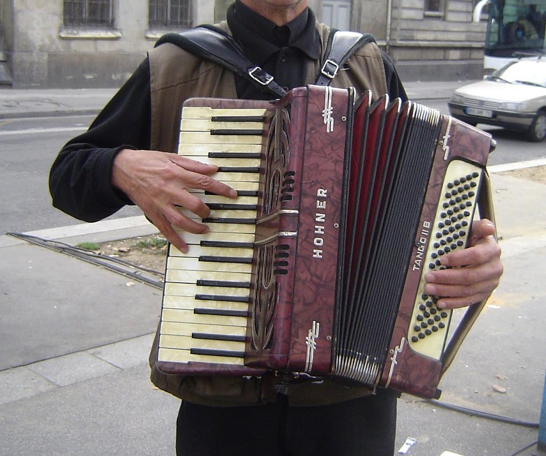 Learn to play the accordion- screenshot