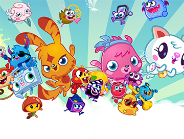 Moshi Monsters Music Video