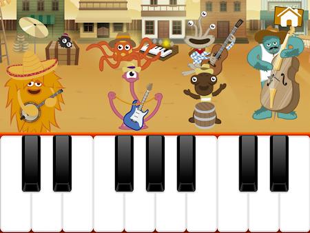 Kids Piano Melodies 3.0 screenshot 2083324