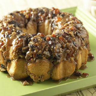 Fruit and Nut Monkey Bread