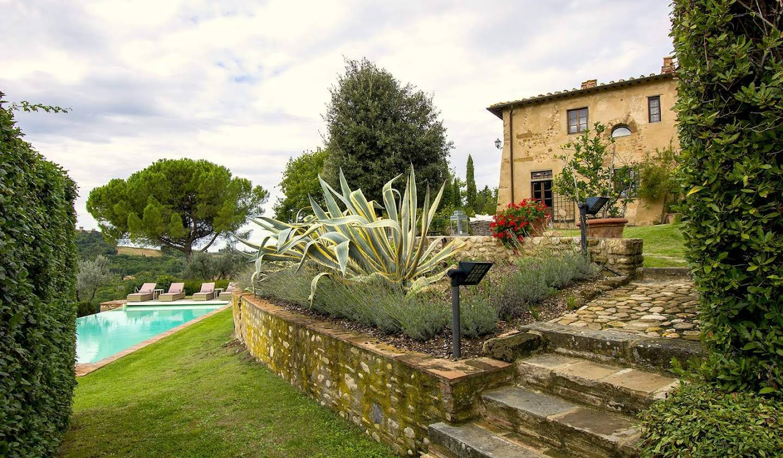 Villa avec jardin et terrasse San Casciano in Val di Pesa