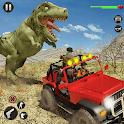 Jurassic Hunter - Dinosaur Safari Animal Sniper icon