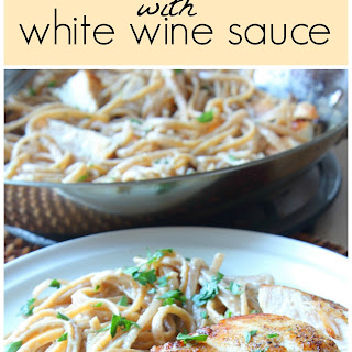 Chicken Pasta White Wine Sauce Recipes