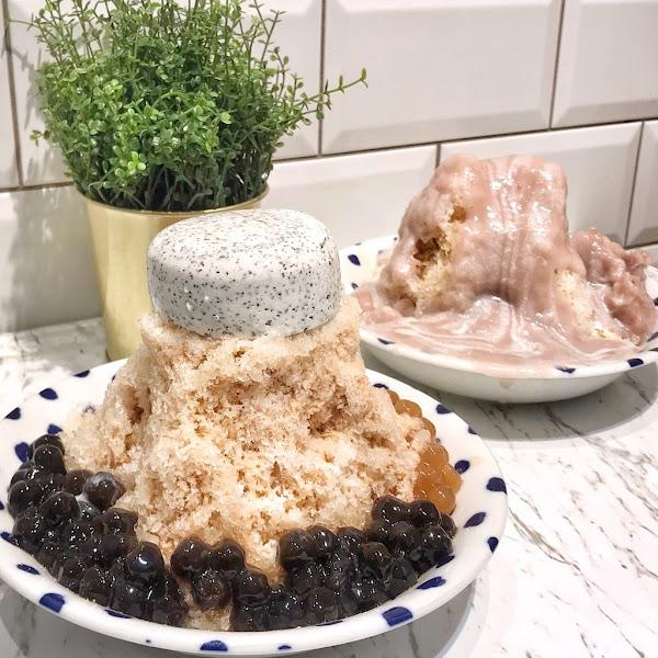 春美冰菓室   終於來吃排隊美食了!清新冰店   台北松山美食