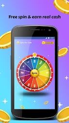 Spin Cash - win real money APK screenshot thumbnail 1