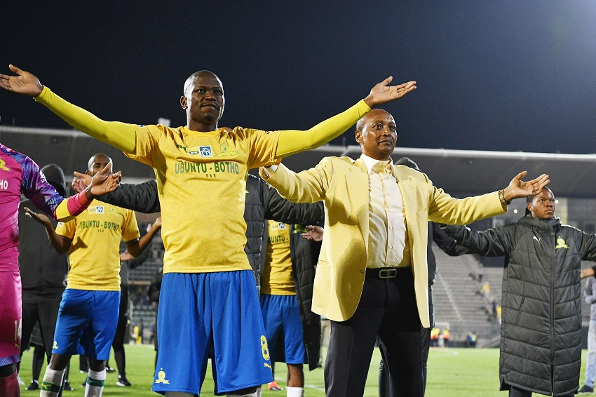 Sundowns coach Pitso Mosimane pays tribute to 'true legend' Hlompho Kekana - SowetanLIVE