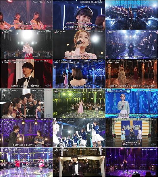 (TV-Music)(1080i) AKB48G 46G – 2017 FNS歌謡祭 171213