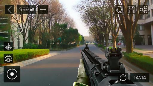 Gun Camera 3D Simulator 1.2 Cheat screenshots 1