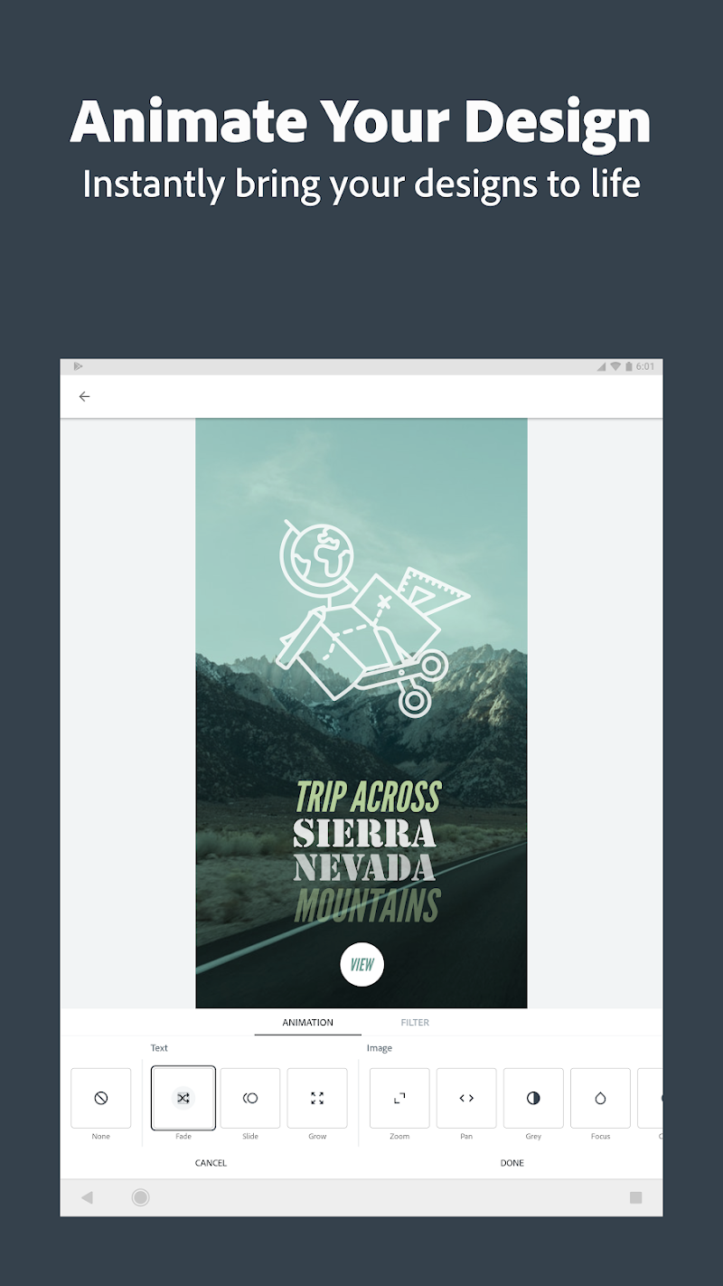 Adobe Spark Post: Graphic design made easy Screenshot 19