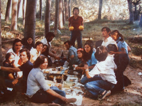 Photo: La Jira. Proveedor: Mari Mar Fernández. Año: 1982.