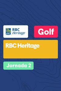PGA Tour. Temporada 18/19. RBC Heritage. Jornada 2
