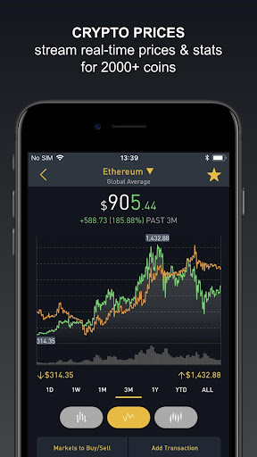 Crypto Tracker by BitScreener  screenshots 4