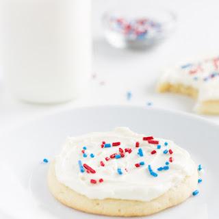 Small Batch Sugar Cookies.
