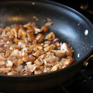 Simple Dairy-Free Mushroom Soup Recipe