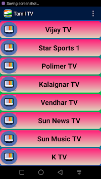 Tamil TV Channels APK Latest Version Download - Free
