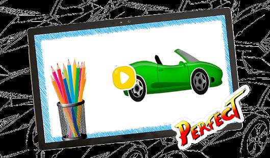Game Mengecat Mewarnai Mobil Anak 2 0 Download Apk Screenshots