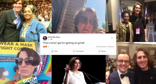UPDATE: Democrat LGBT Activist Accused Of Soliciting Sex From 14-Year-Old Boy Blames 'Grindr' As Pelosi Remains Silent