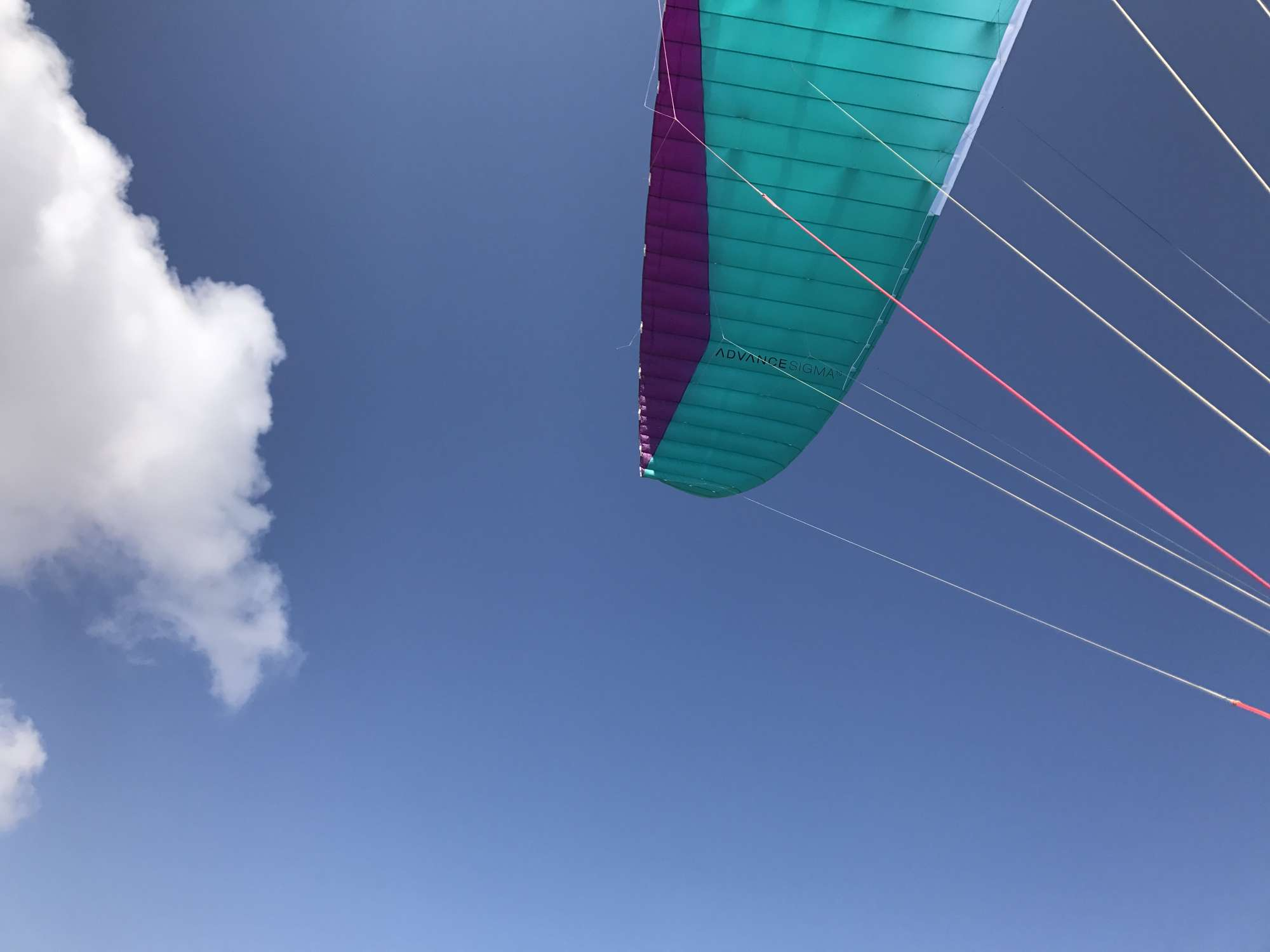 Want some great winter paragliding?