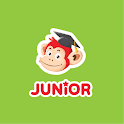 Monkey Junior: Learn to read English, Spanish&more icon