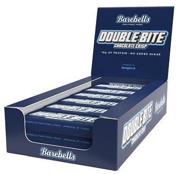 Barebells Double Bite Chocolate Crisp - 1st