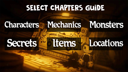 PC u7528 Complete Tips for Bendy Game Universe 1