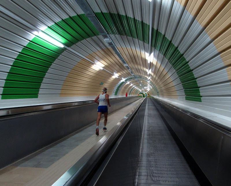 Underground marathon di Giorgio Lucca