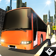 City Doctor Bus Simulation 3D icon