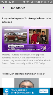 KTVX News Channel 4 Good4Utah- screenshot thumbnail
