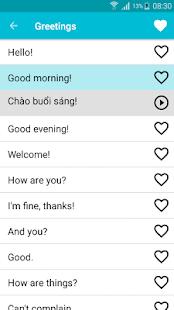 Learn Vietnamese - náhled
