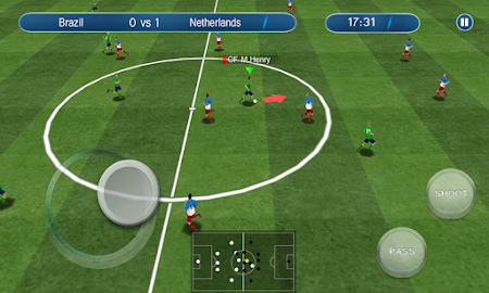 Football Champions Pro 2018 1 screenshot 2092957
